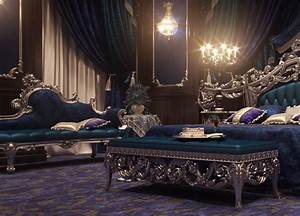 U00bb, European, Style, Luxury, Carved, Bedroom, Settop, And, Best, Italian, Classic, Furniture