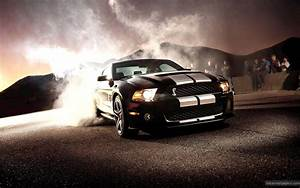 Ford, Shelby, Gt500, 2012, Wallpaper