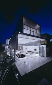 modern, minimalist, beach, house, -, wave, house, by, tony, owen, ndm