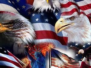 american, symbols, bald, eagle, statue, us, flag, star, statue, of, liberty, desktop, wallpaper, hd, free