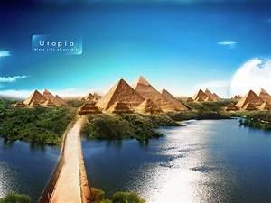 Pyramids, Of, Utopia, Wallpapers