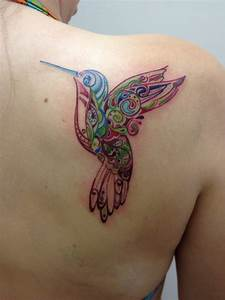 hummingbird, tattoos, designs, , ideas, and, meaning