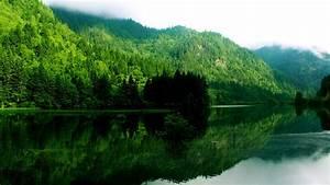 Sichuan, Jiuzhaigou, Beautiful, Mountain, Lake, Reflection, Preview