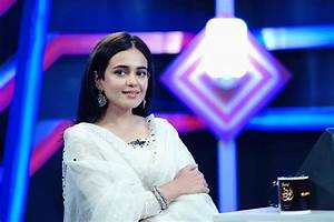 Beautiful, Pictures, Of, Sumbul, Iqbal, From, Jeeeway, Pakistan, Game, Show, With, Dr, Aamir, Liaquat