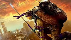 Wallpaper, Teenage, Mutant, Ninja, Turtles, Half, Shell, Donatello, Best, Movies, Of, 2016, Turtles