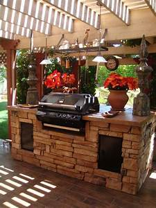Outdoor, Kitchen, Ideas, Let, You, Enjoy, Your, Spare, Time