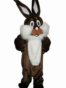 Chocloate, Bunny, Rabbit, Adult, Costume