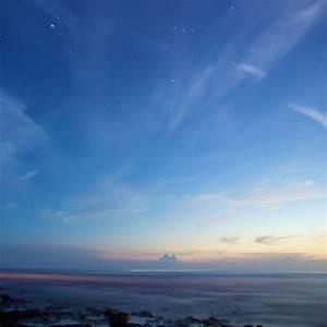 clear, sky, wallpaper, 4k, , sunset, , dusk, , blue, sky, , starry, sky, , horizon, , nature, , , 4044
