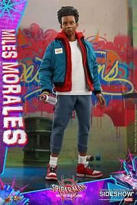Figurine, Miles, Morales, Hot, Toys