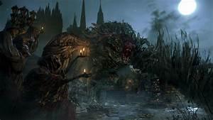 Bloodborne, Gamescom, Gameplay, And, Screenshots