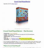 Covert Viral Wizard Download