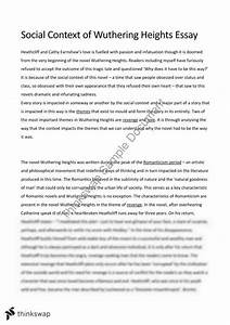Essays on wuthering heights cover letter help vancouver creative writing 4h nyu summer creative writing program