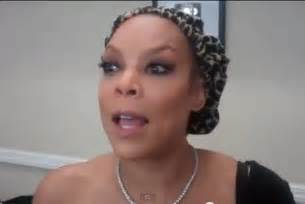 <b>Wendy Williams</b> with No Wig