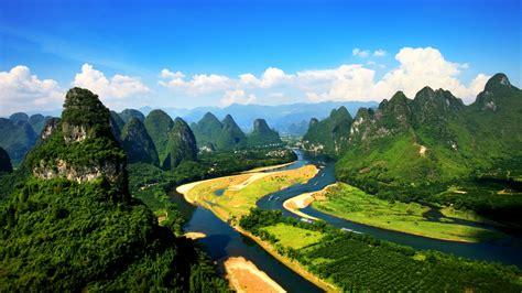 桂林山水风景4k壁纸_4K风景图片_彼岸图网pic.netbian.com
