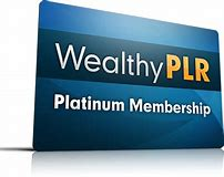 WealthyPLR Monthly Membership Download